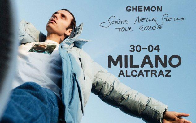 Ghemon in concerto a Milano nel 2020: data e biglietti