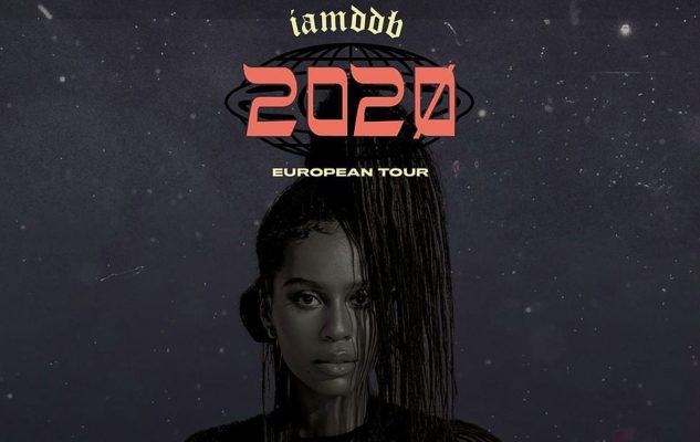 IAMDDB in concerto a Milano nel 2020: data e biglietti