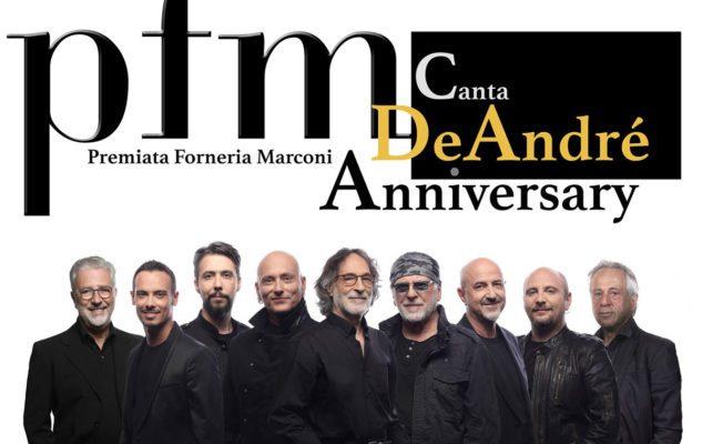 """PFM canta De André """"Anniversary"""" a Milano nel 2020: data e biglietti"""