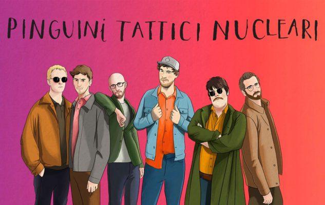 Pinguini Tattici Nucleari a Milano nel 2020: data e biglietti del concerto