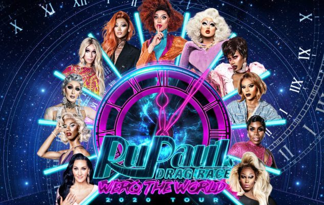 RuPaul's Drag Race a Milano nel 2020: data e biglietti
