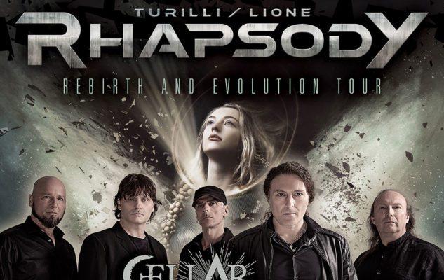 Turilli-Lione Rhapsody a Milano nel 2020: data e biglietti del concerto