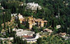 Il Vittoriale degli Italiani, una stupenda cittadella monumentale firmata da Gabriele D'Annunzio