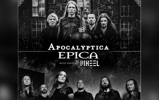 Apocalyptica & Epica a Milano nel 2020: data e biglietti del concerto
