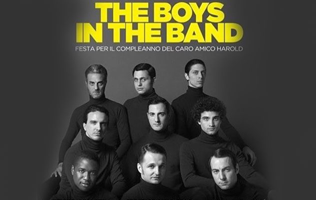 The Boys in the Band: in scena a Milano l'opera di Mart Crowley