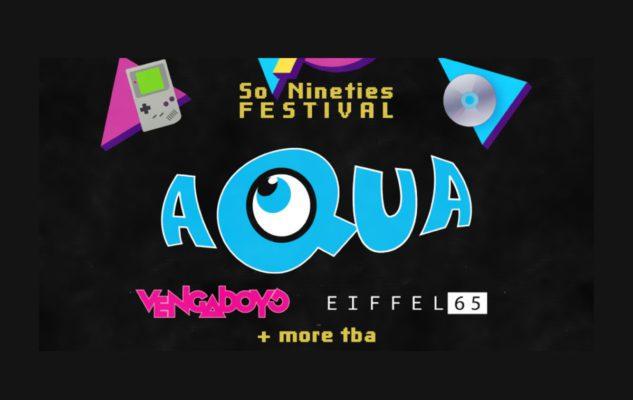 """""""So '90s"""", a Milano il Festival degli Anni '90 con Aqua, Eiffel 65 e Vengaboys: data e biglietti"""