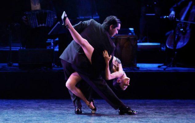 Tango y Amor al Teatro Manzoni di Milano