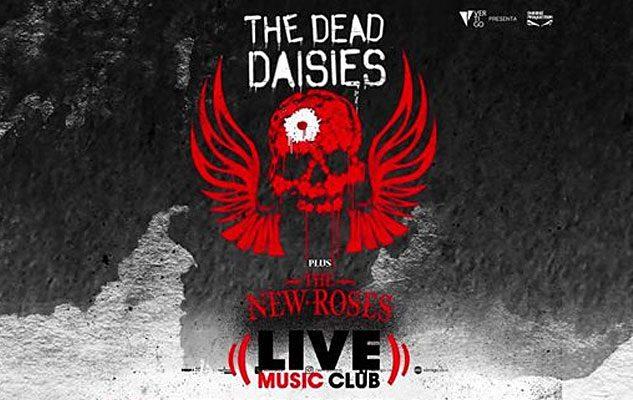The Dead Daisies a Milano nel 2020: data e biglietti del concerto