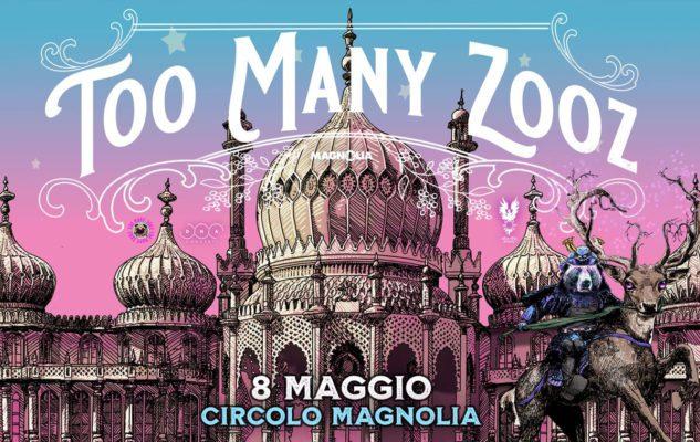Too Many Zooz a Milano nel 2020: data e biglietti del concerto