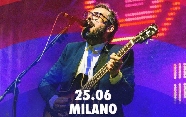 Brunori SAS al Milano Summer Festival 2020: data e biglietti del concerto