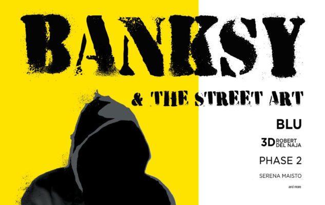 Banksy e la Street Art a Milano nel 2020: la mostra al Teatro Arcimboldi