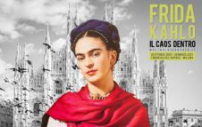 Frida Kahlo Caos Dentro Milano