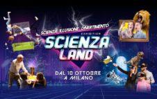 Scienzaland mostra Milano