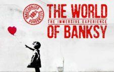 """The World of Banksy. La mostra """"immersiva"""" al Teatro Nuovo di Milano"""
