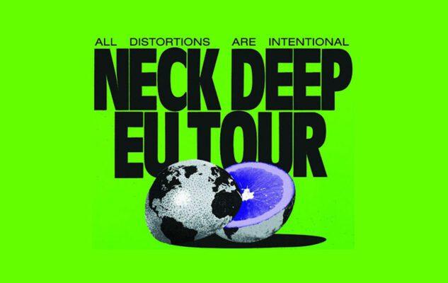 Neck Deep a Milano nel 2021: data e biglietti del concerto