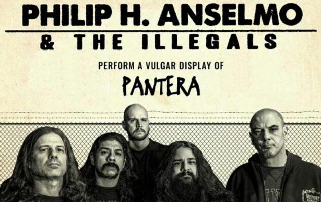 Philip H. Anselmo and The Illegals a Milano nel 2021: data e biglietti del concerto