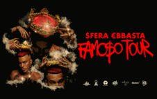 Sfera Ebbasta a Milano nel 2021: data e biglietti del concerto