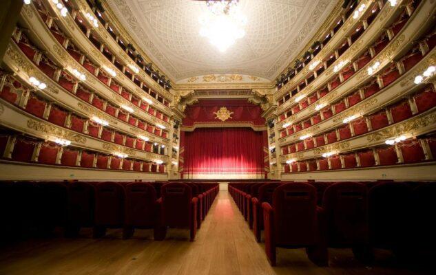 L'italiana in Algeri di Gioachino Rossini in scena alla Scala di Milano
