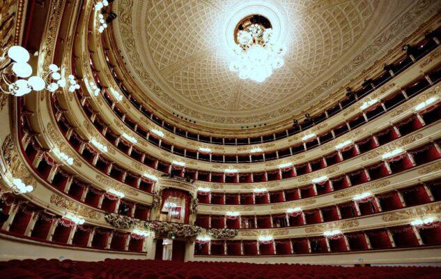 Madina, a Milano il balletto con Roberto Bolle e il corpo di ballo della Scala