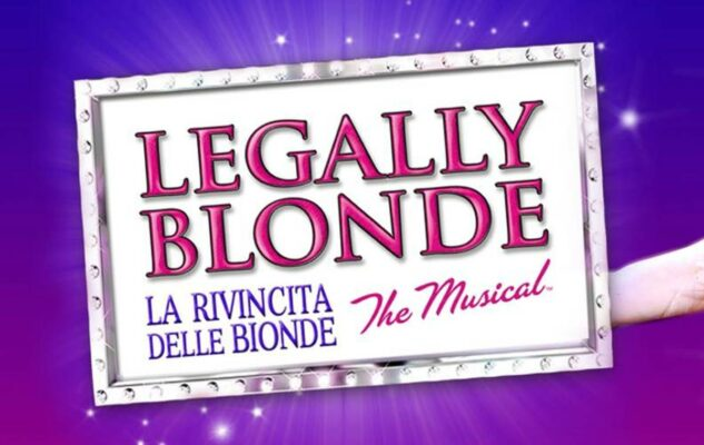 legally blonde musical Milano 2022