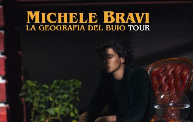 Michele Bravi a Milano nel 2021: data e biglietti del concerto
