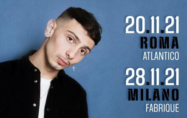 Random a Milano nel 2021: date e biglietti